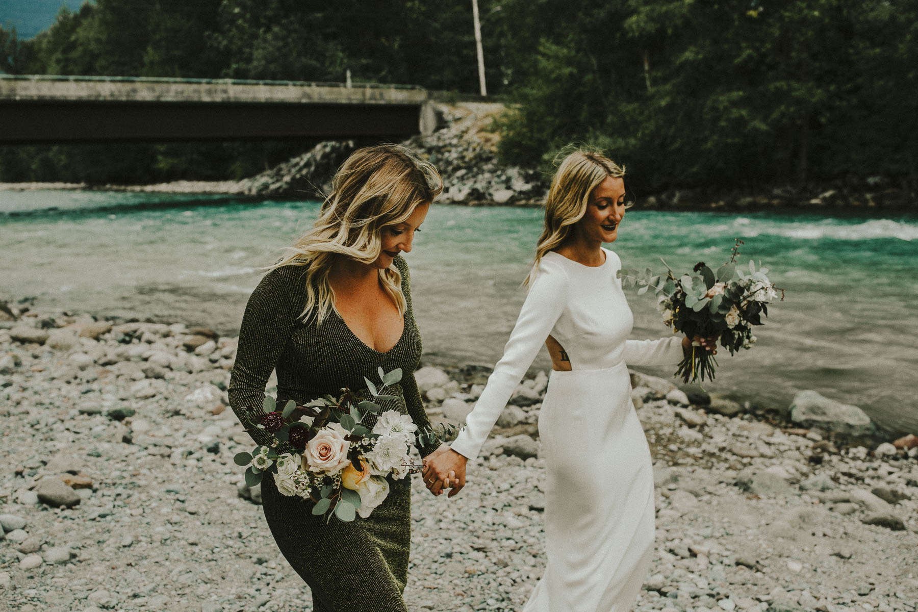 Sunwolf Campground Forest Boho Wedding Squamish - The Apartment Photography_028