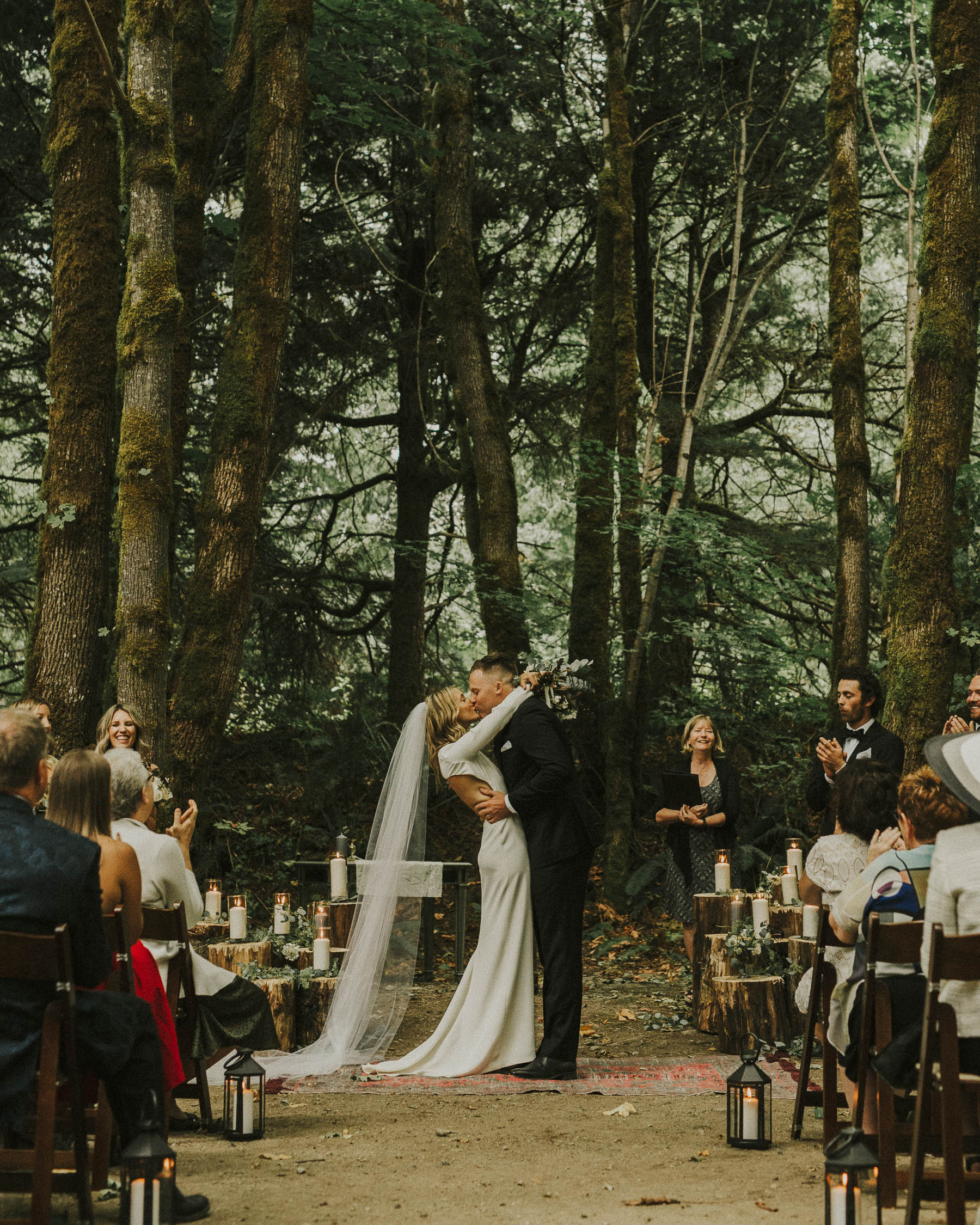 Sunwolf Campground Forest Boho Wedding Squamish - The Apartment Photography_047