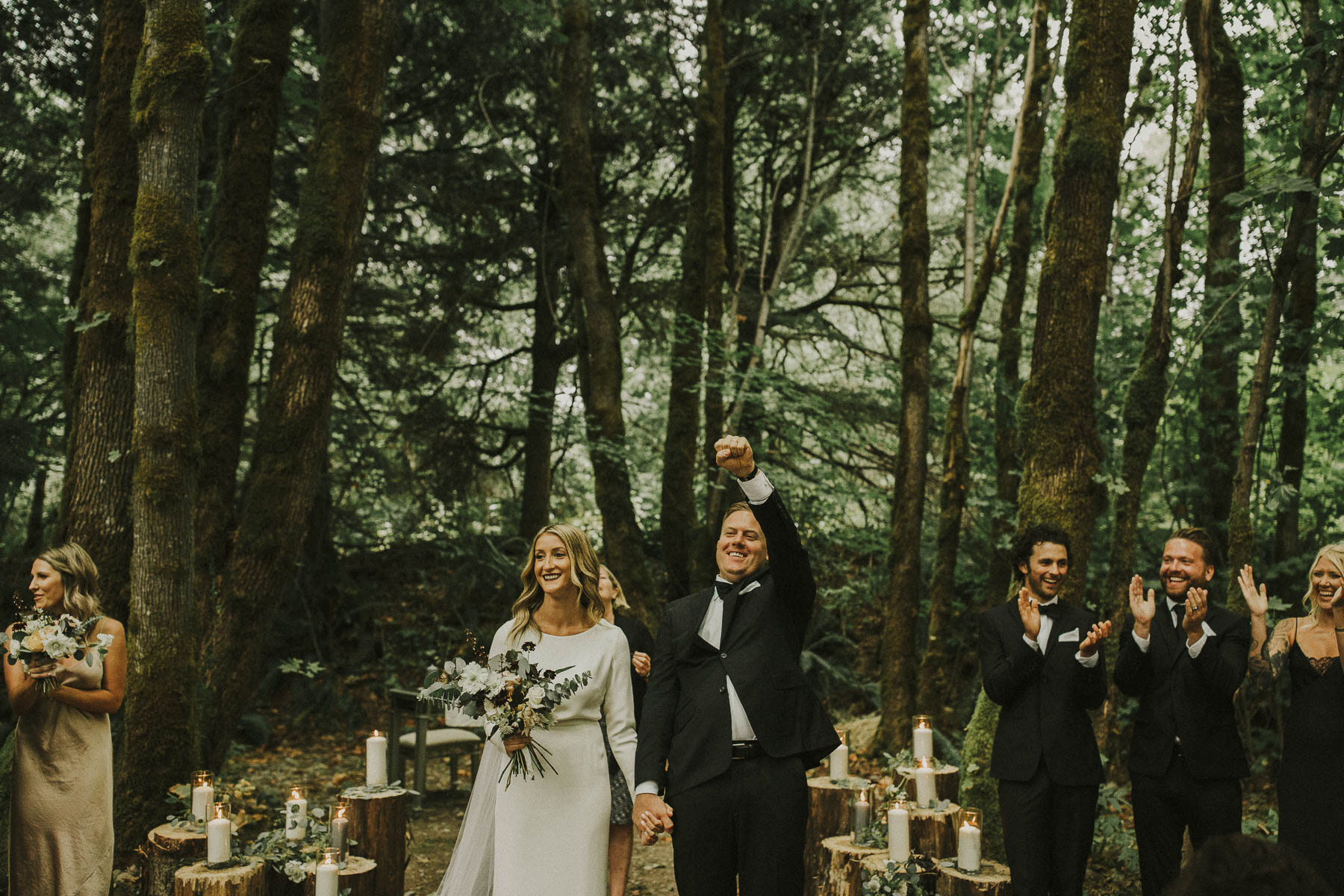 Sunwolf Campground Forest Boho Wedding Squamish - The Apartment Photography_050