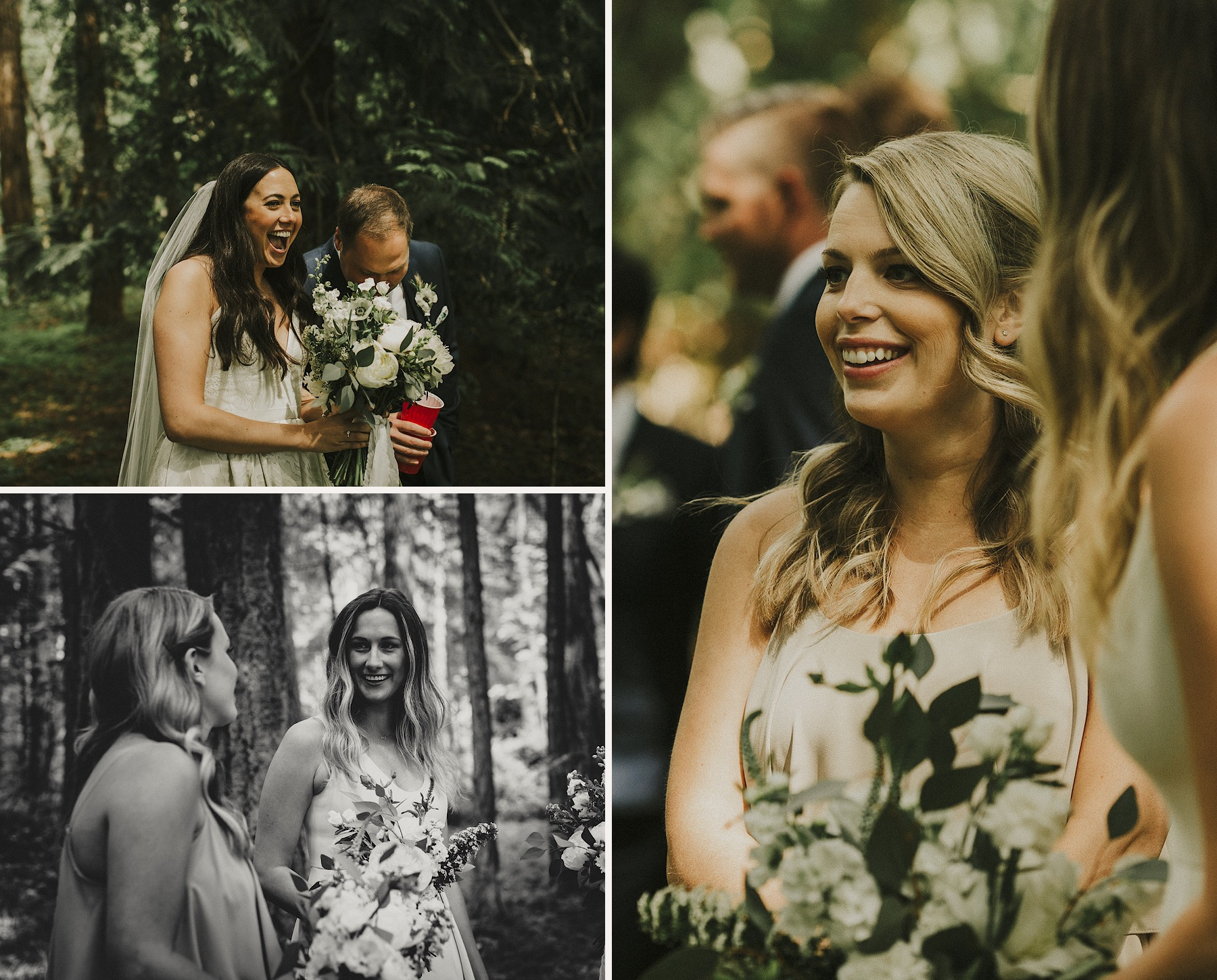a galiano island bodega ridge summer wedding